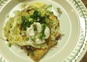black bean enchiladas 3